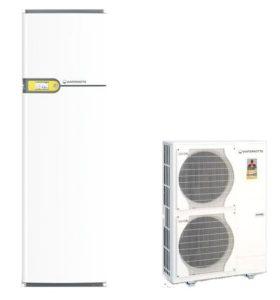 тепловий насос ECOTOUCH AI1 AIR (ZUBADAN)
